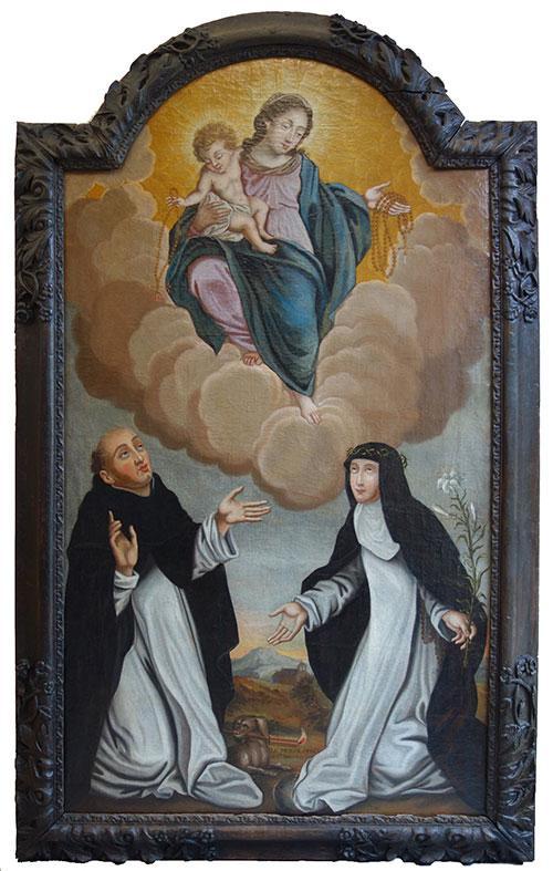 La Donation du Rosaire