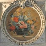 Les restaurations des œuvres peintes du grand salon et de l'escalier d'honneur du château de Trévarez